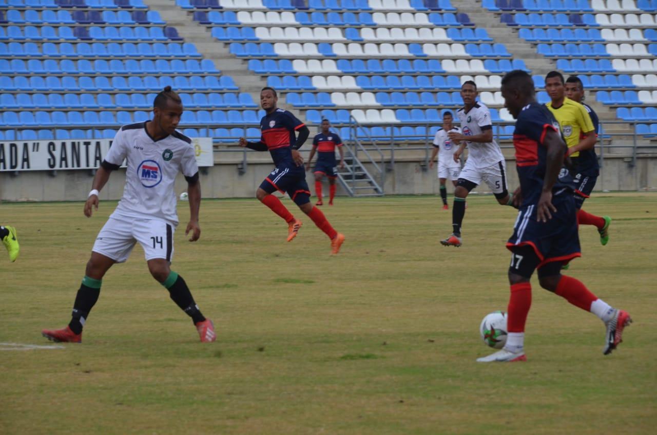 El onceno samario mostró cosas importantes ante el Valledupar FC.