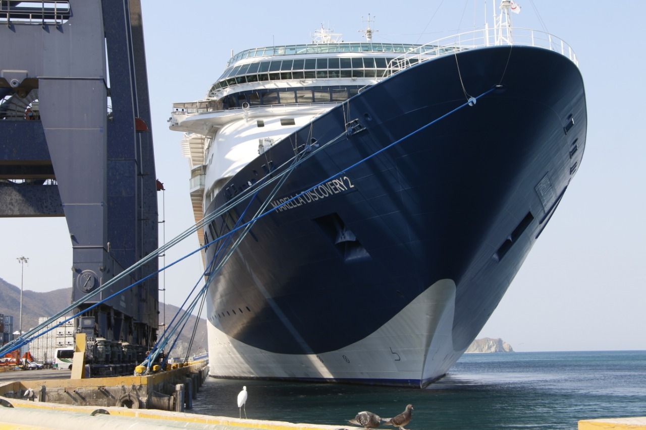 Crucero Marella Discovery 2 Cruises en Santa Marta