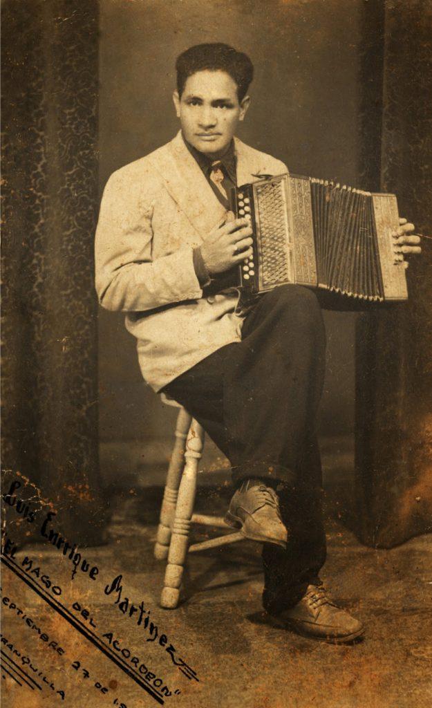 Parte de su infancia y preadolescencia, Luis Enrique las vivió en Fundación (Magdalena) con su madre y hermanos.