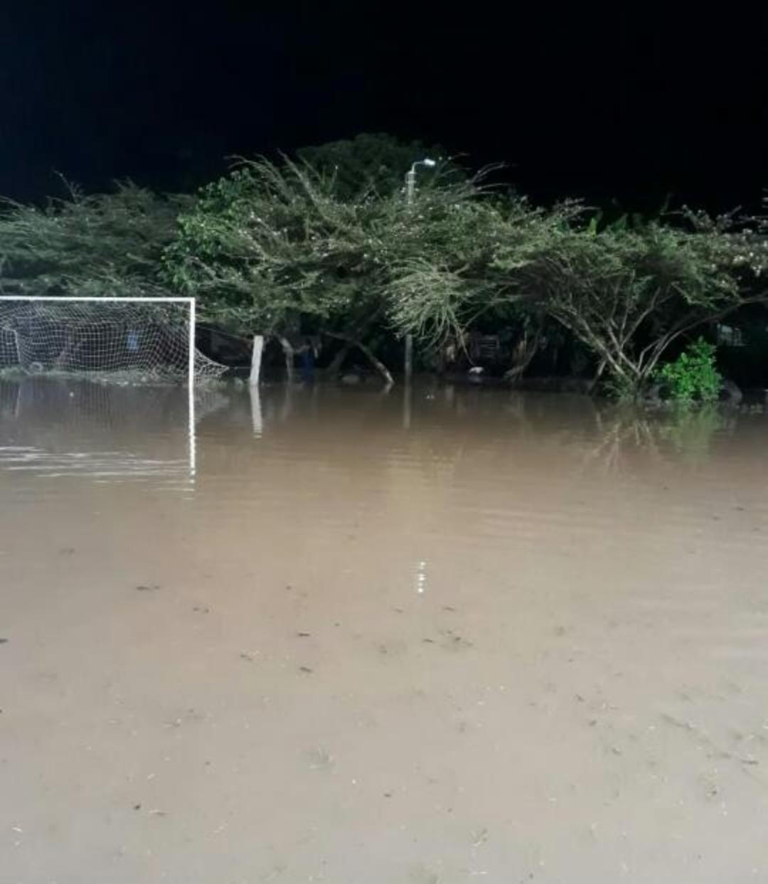 La comunidad sufre cada vez que se presenta la temporada de lluvias.