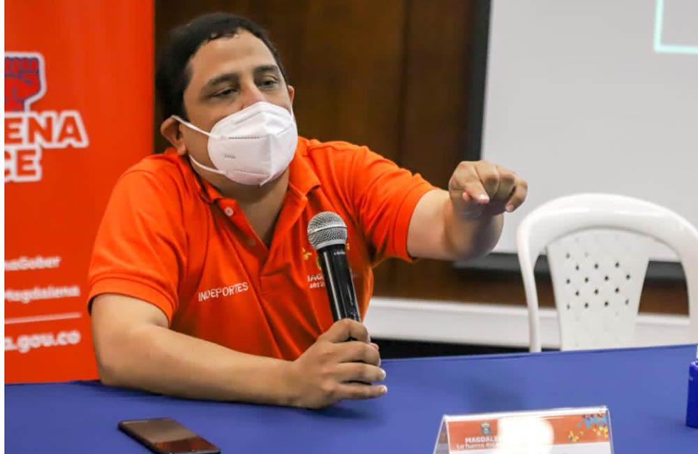 Ómar Segura, director de Indeportes, habló con Seguimiento.co
