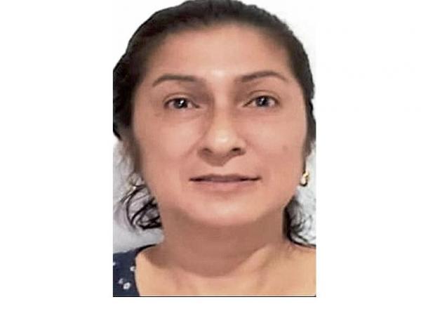 Martha Orozco, controladora aérea capturada con fines de extradición.
