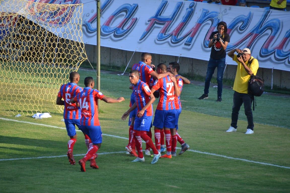 Con gol de Narváez, Unión Magdalena venció a Tigres