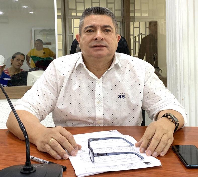 Juan José Vergara, Concejal de Barranquilla.