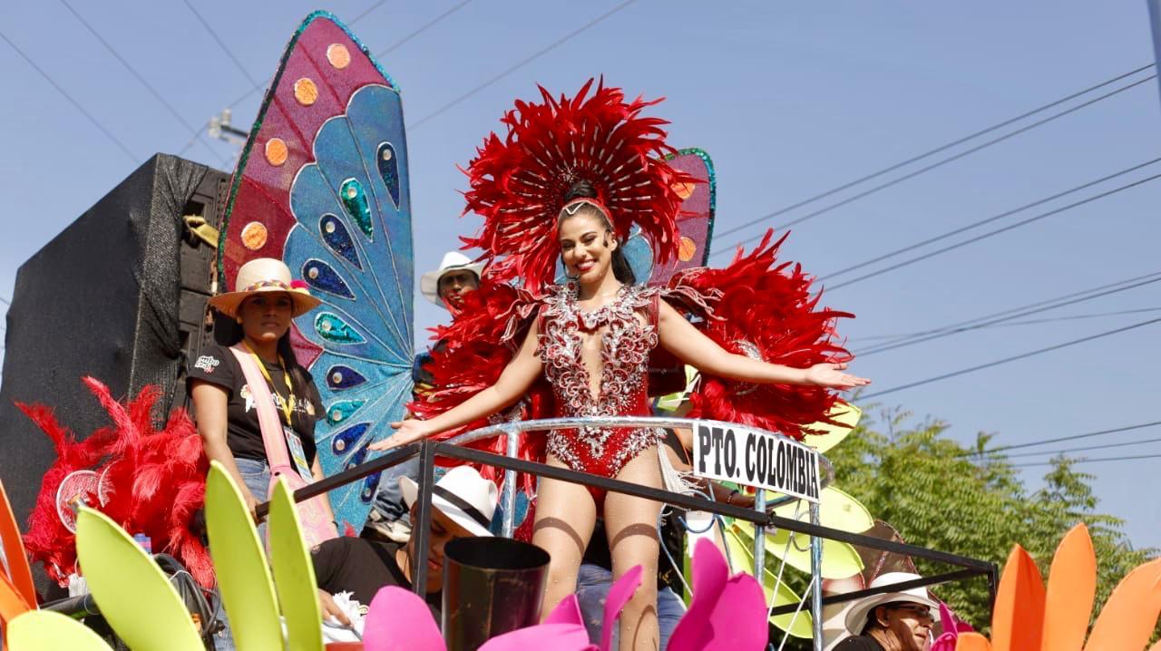 Carnaval en Santo Tomás