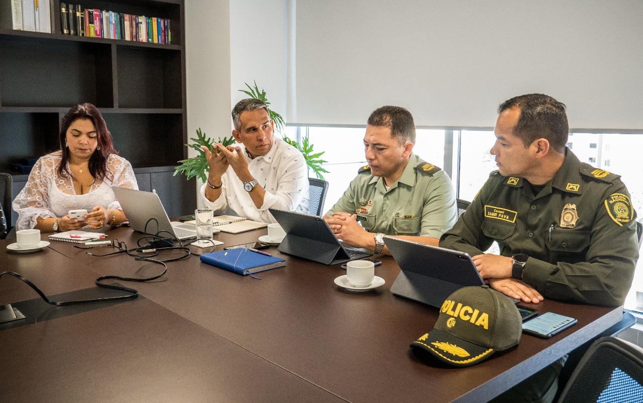 Consejo de seguridad departamental