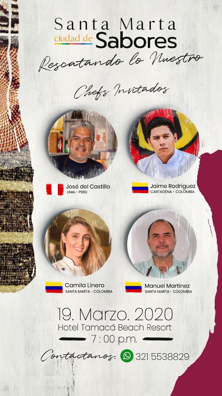 Chefs Invitados