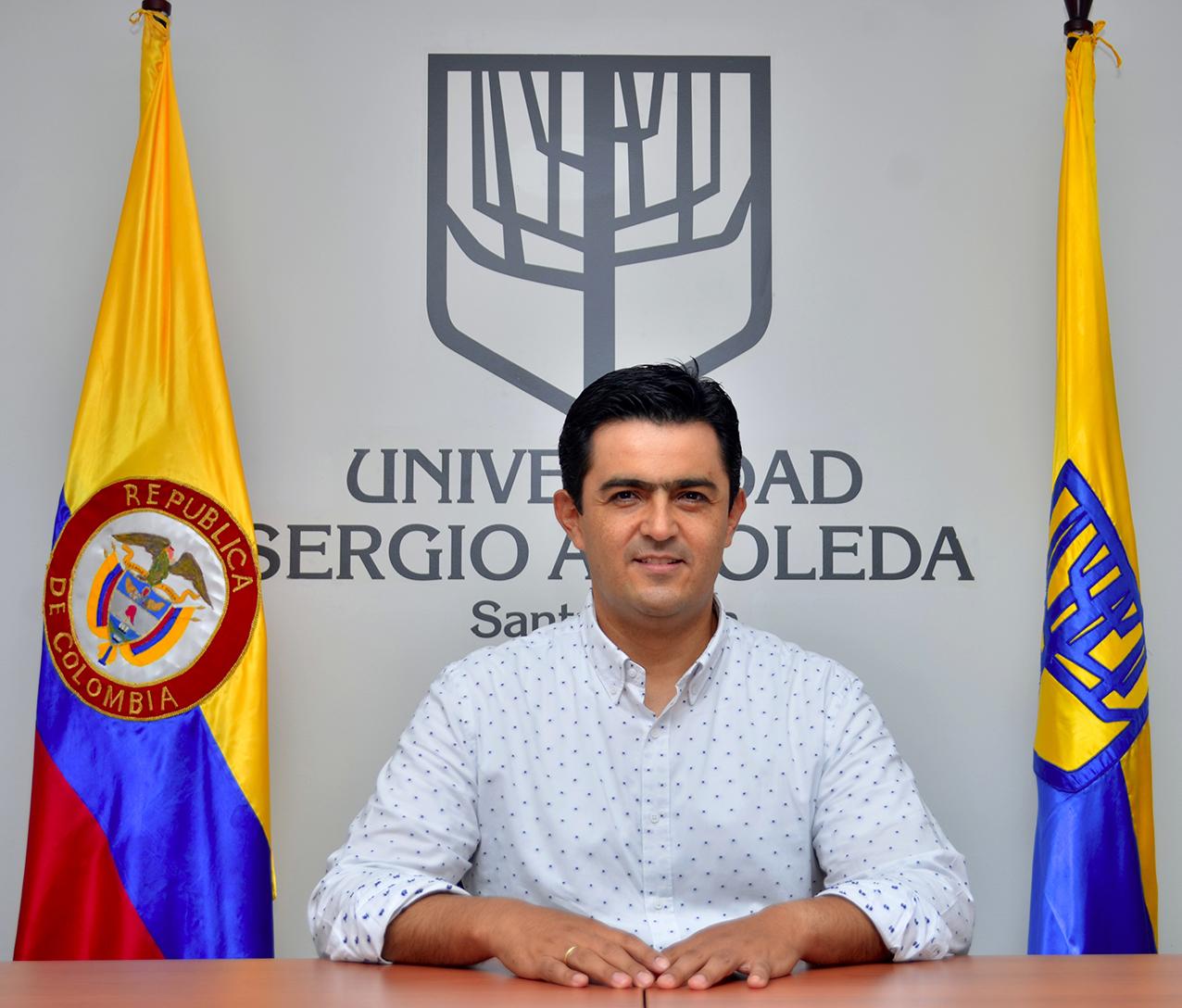 Herman Palacios Cuenca, decano de la EIAM.