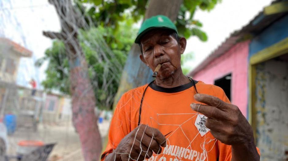 Pescador de Tasajera.