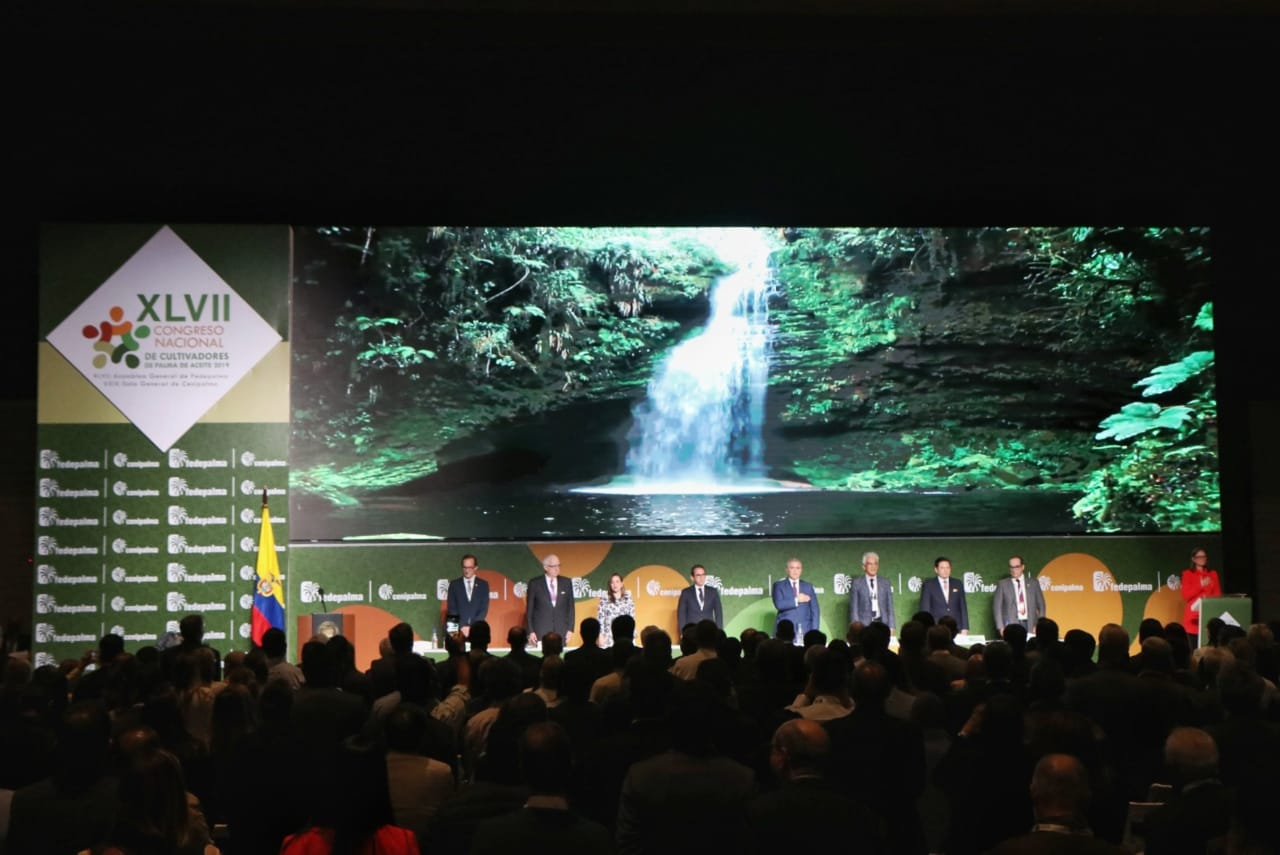 Para efectos de inscripción, lo puede hacer a través del vínculo  que encontrará en la página web www.fedepalma.org.