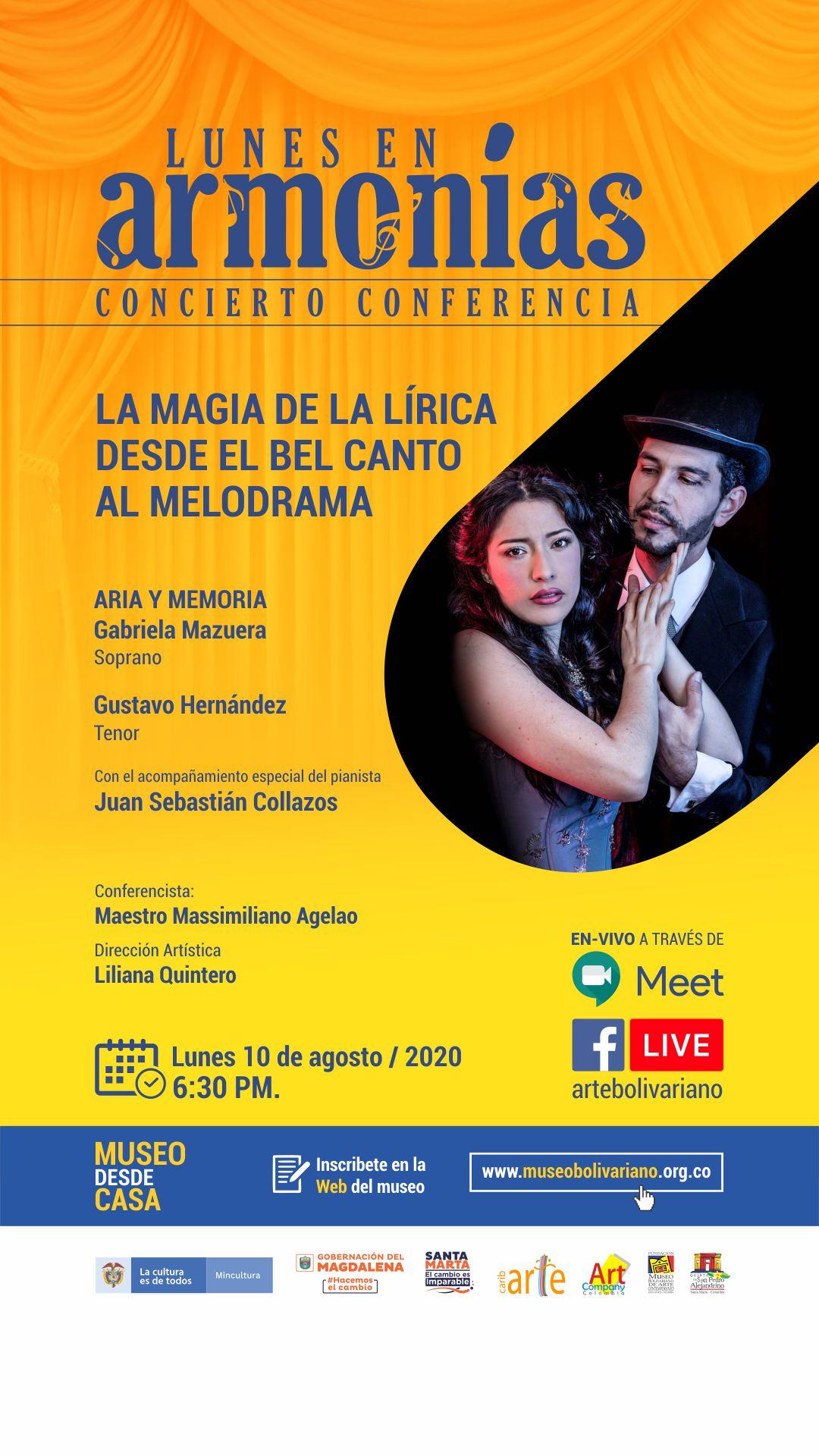 Invitación al concierto