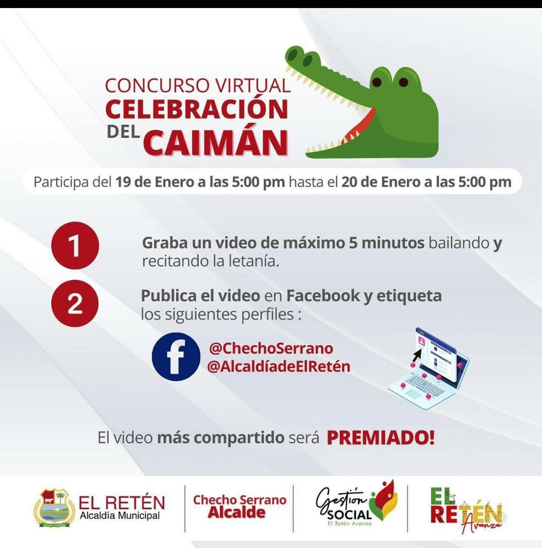 Convocatoria para el concurso dirigida a gestores culturales.