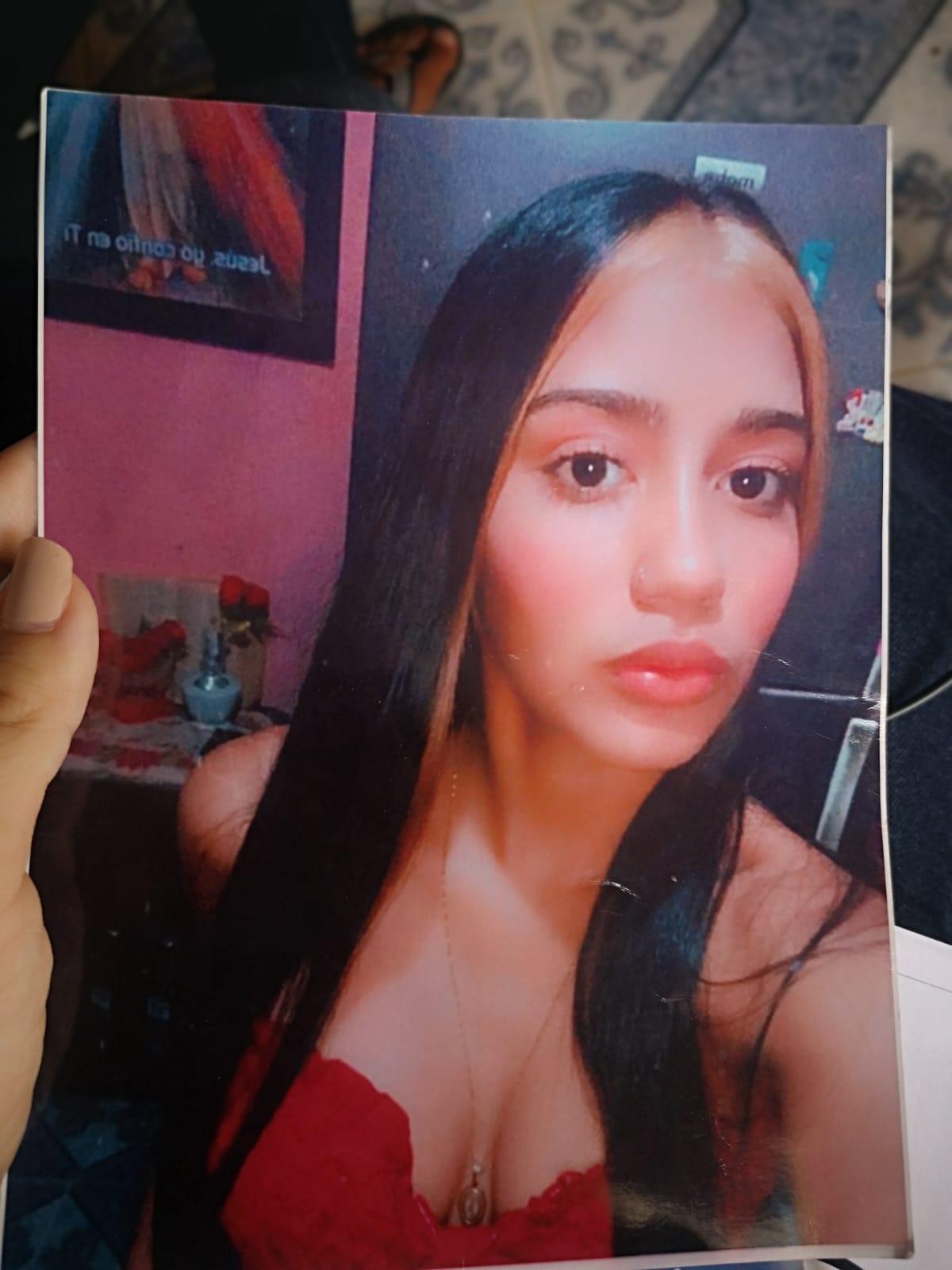 Laura Valentina De Lima es una de las víctimas de la tragedia en Gaira.