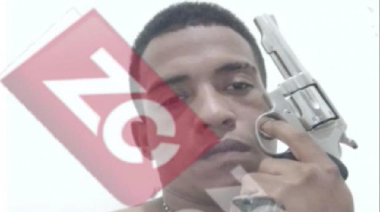 Yefri José Blanco Castillo, alias 'Yefri'.
