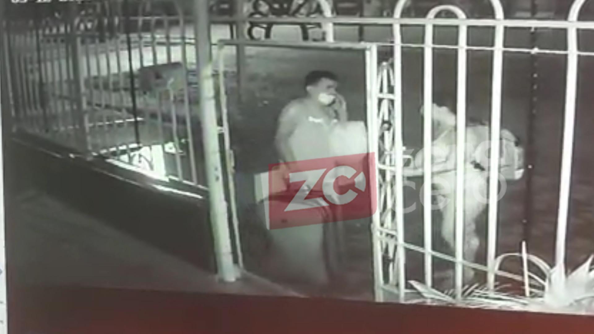 Yulitza Gudiño y Johan Gudiño, presuntos asesinos de José Argel Noriega.