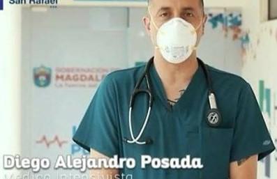 Diego Alejandro Posada.