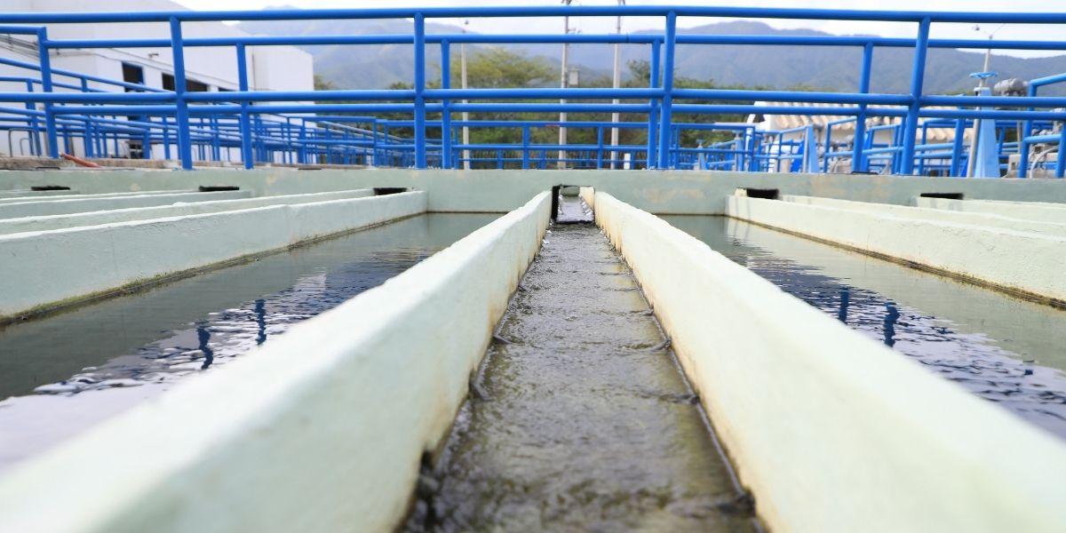 Sistema de acueducto.