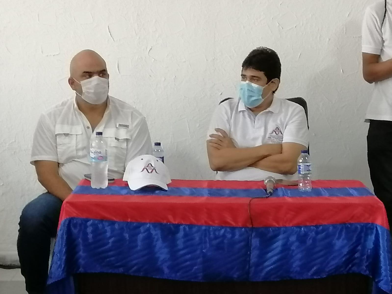 El alcalde de El Retén participó en la sesión descentralizada.