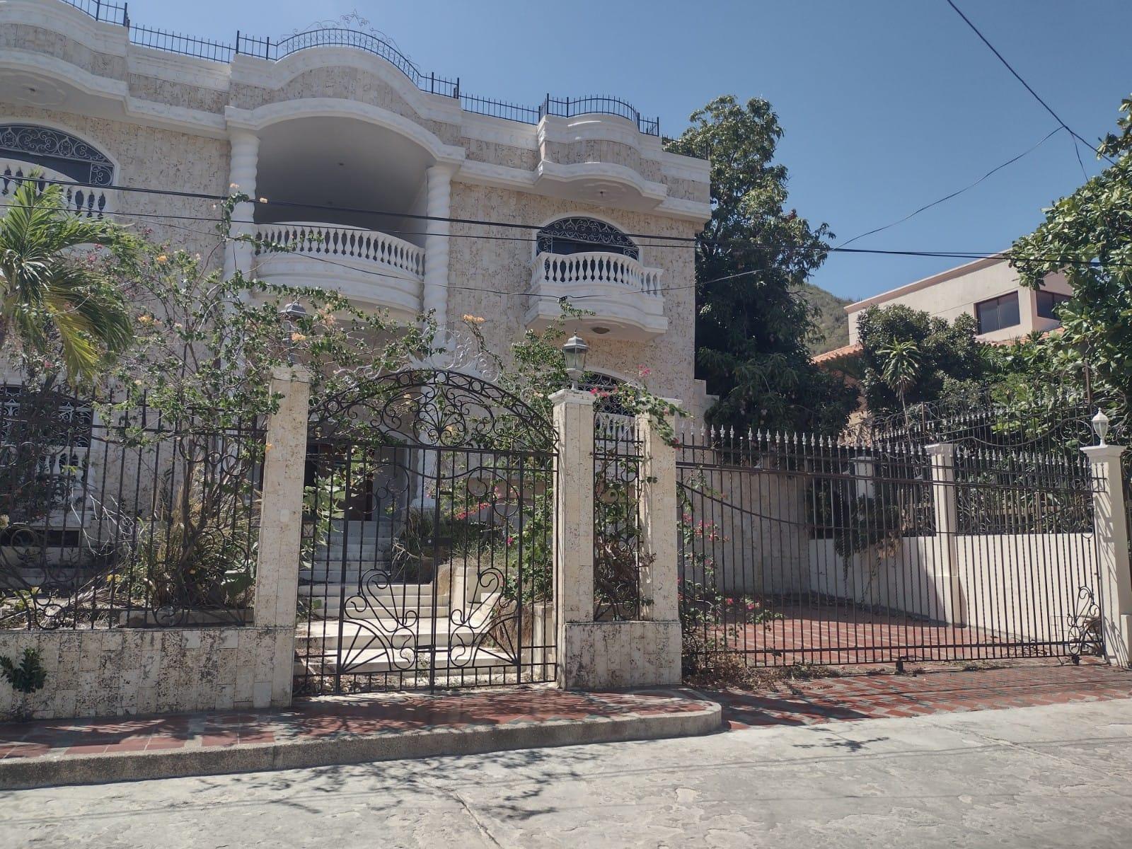 Esta es la casa de acogida para las mujeres víctimas en El Rodadero.