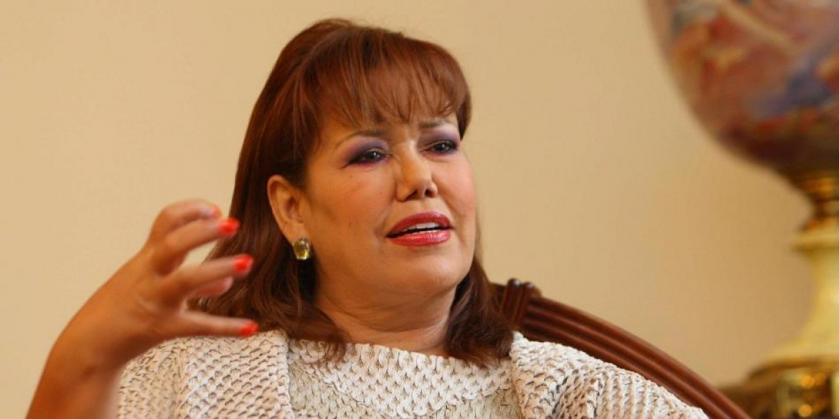Luz Mary Guerrero, presidenta general de Servientrega y Efecty.
