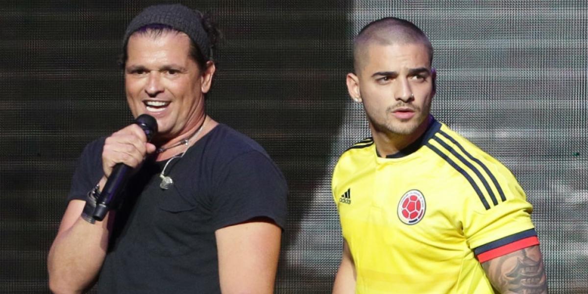 Carlos Vives y Maluma