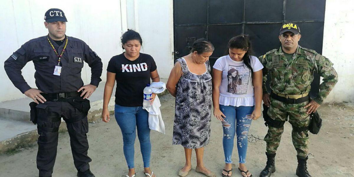 """Ejército desarticula banda """"Los Zungos"""", dedicada al expendio de drogas"""