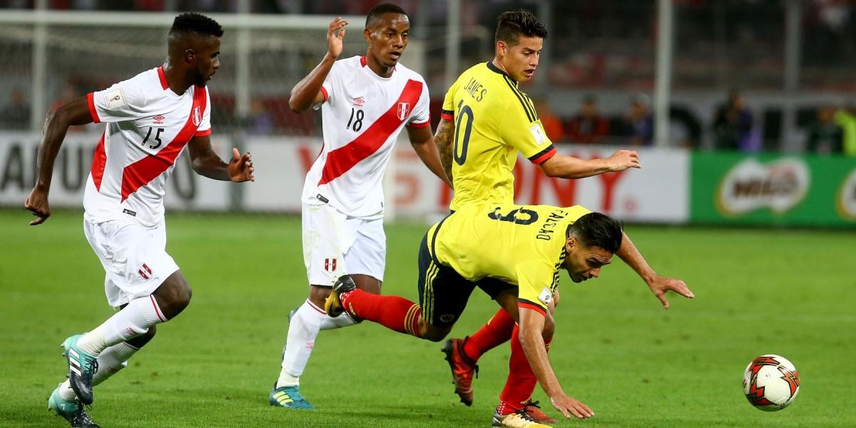 Perú jugará repechaje para estar en el Mundial