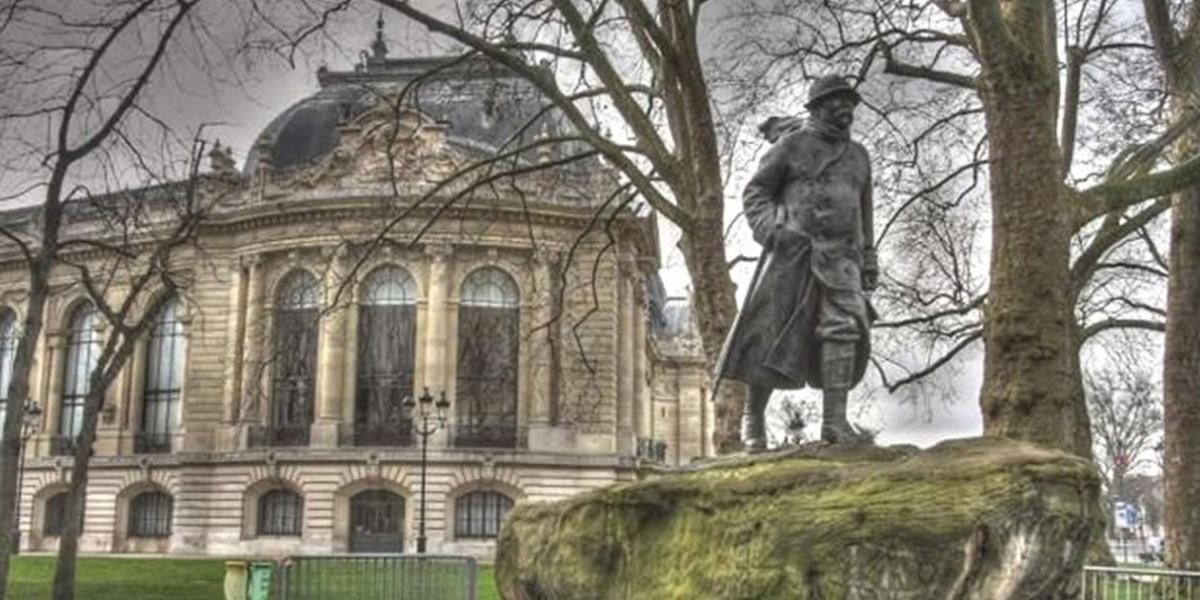 La galería Bartoux de París.