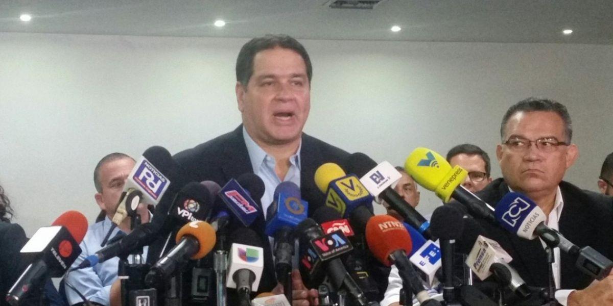 Luis Florido, diputado venezolano.