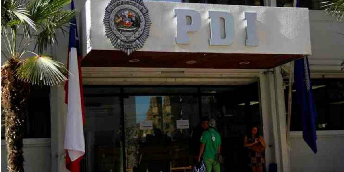 La legislación chilena permite a la policía prohibir el ingreso a los extranjeros.
