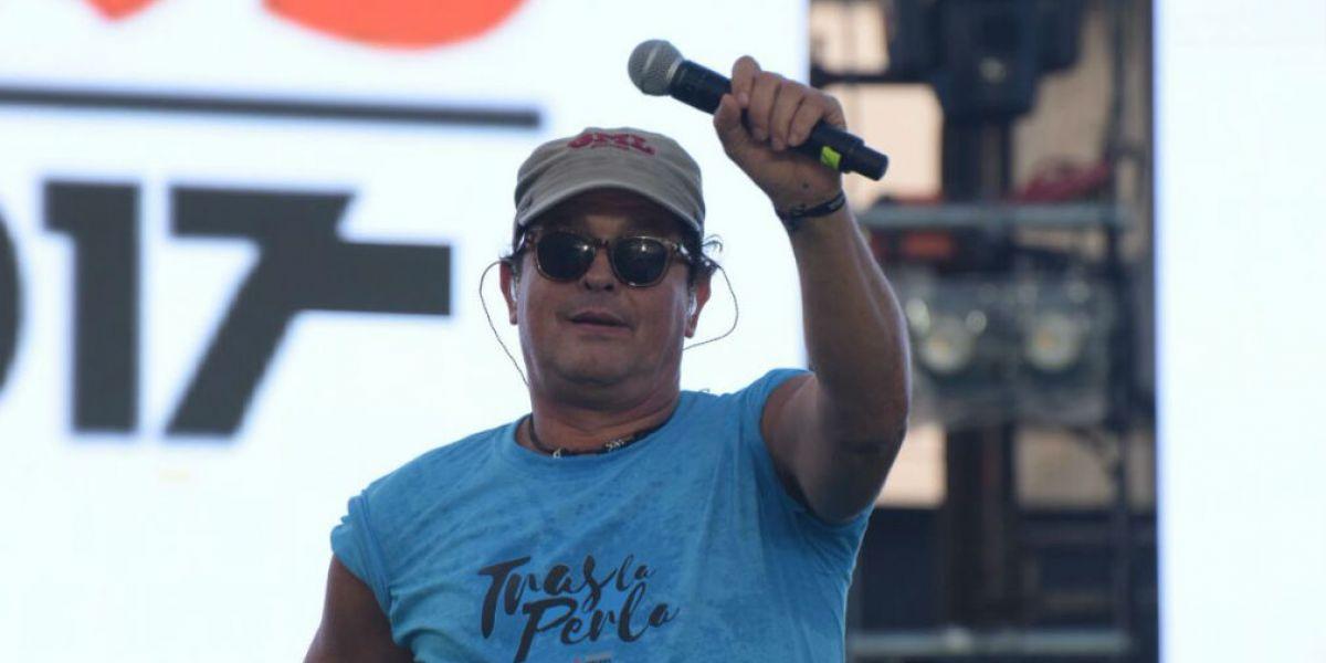 Carlos Vives.