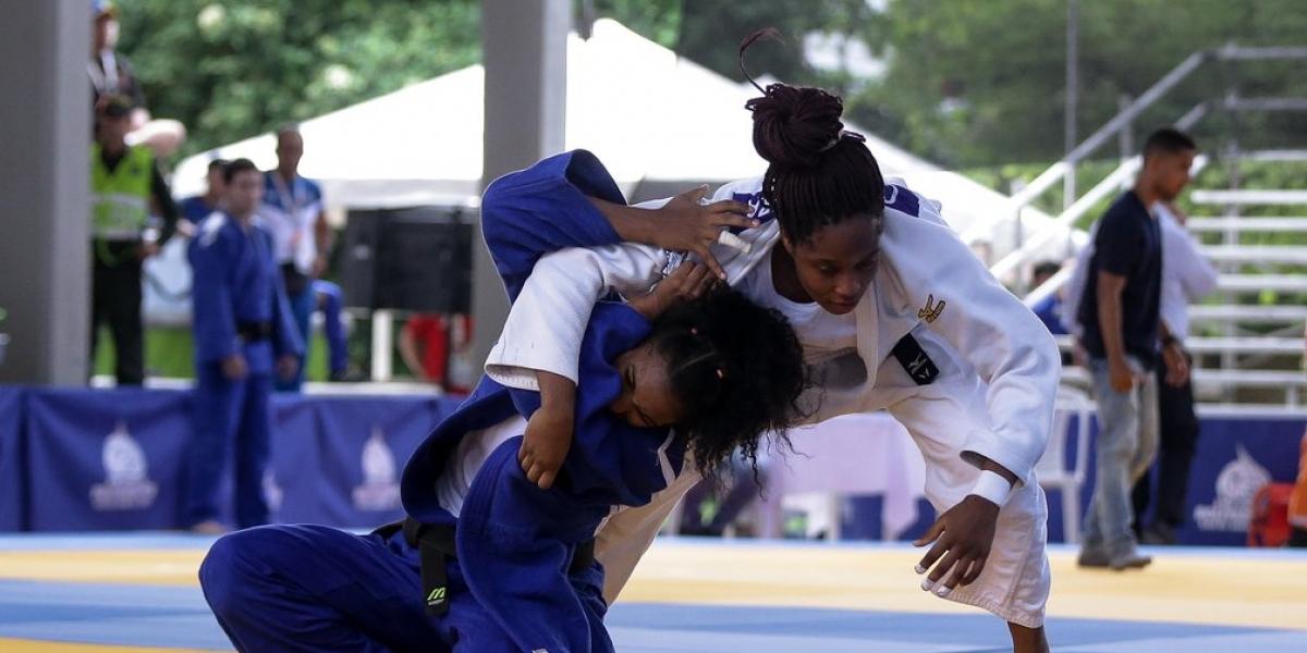En Judo se escogerán los campeones por equipos.
