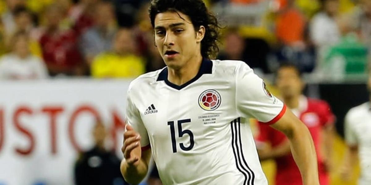 Stefan Medina, jugador colombiano.