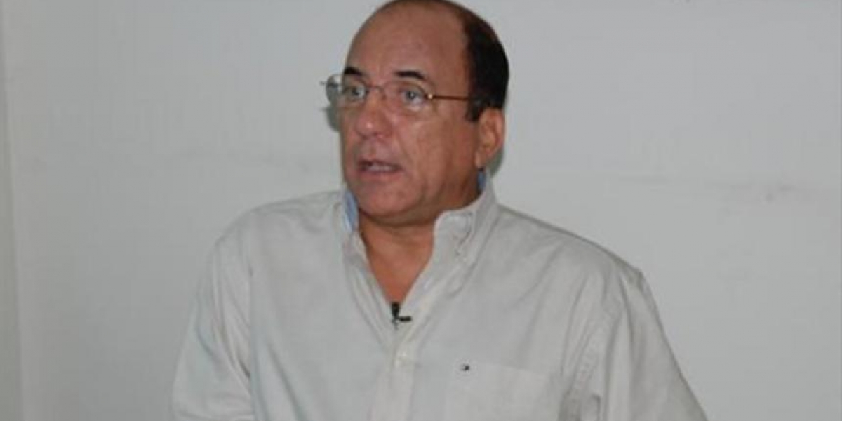Ex Gobernador de La Guajira, Jorge Eduardo Pérez Bernier.