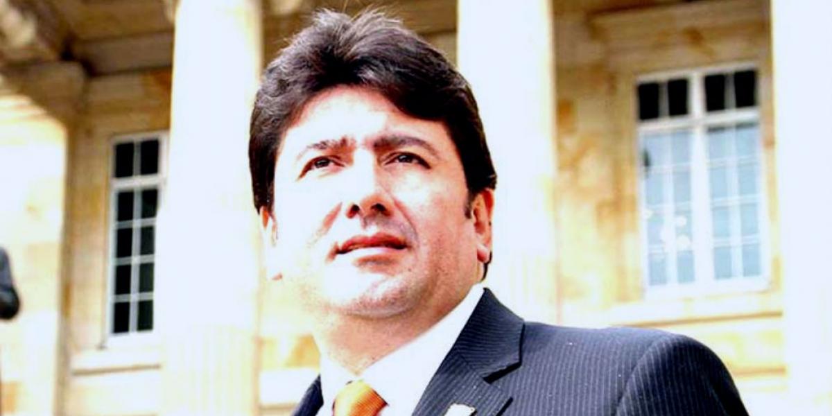 Fabián Castillo aspirará al Senado de la República. Es la cuota de los Cotes.
