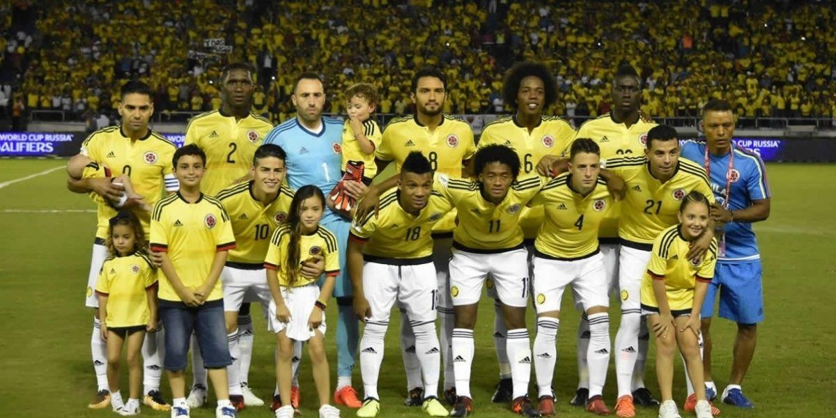 Colombia con 1.078 ocupó el puesto 13.