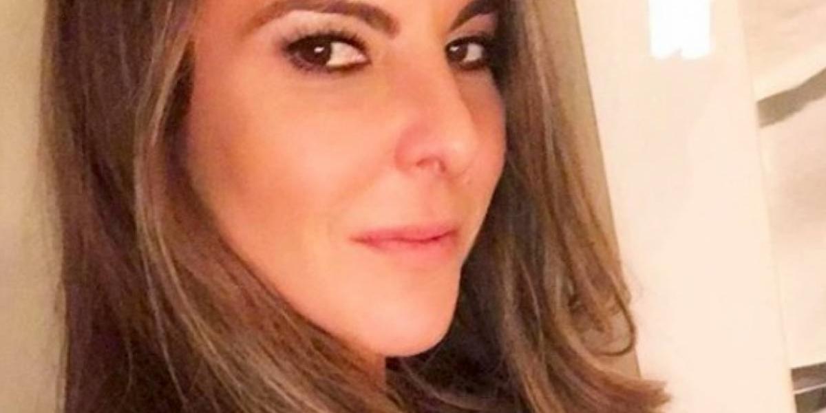 La actriz mexicana Kate del Castillo.