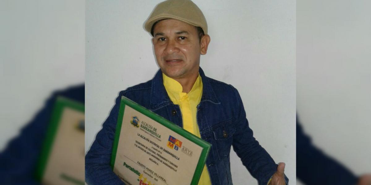 Fausto Pérez Villarreal, colaborador de Seguimiento.co