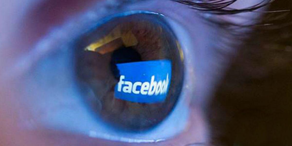 La herramienta le muestra su actividad en Facebook.