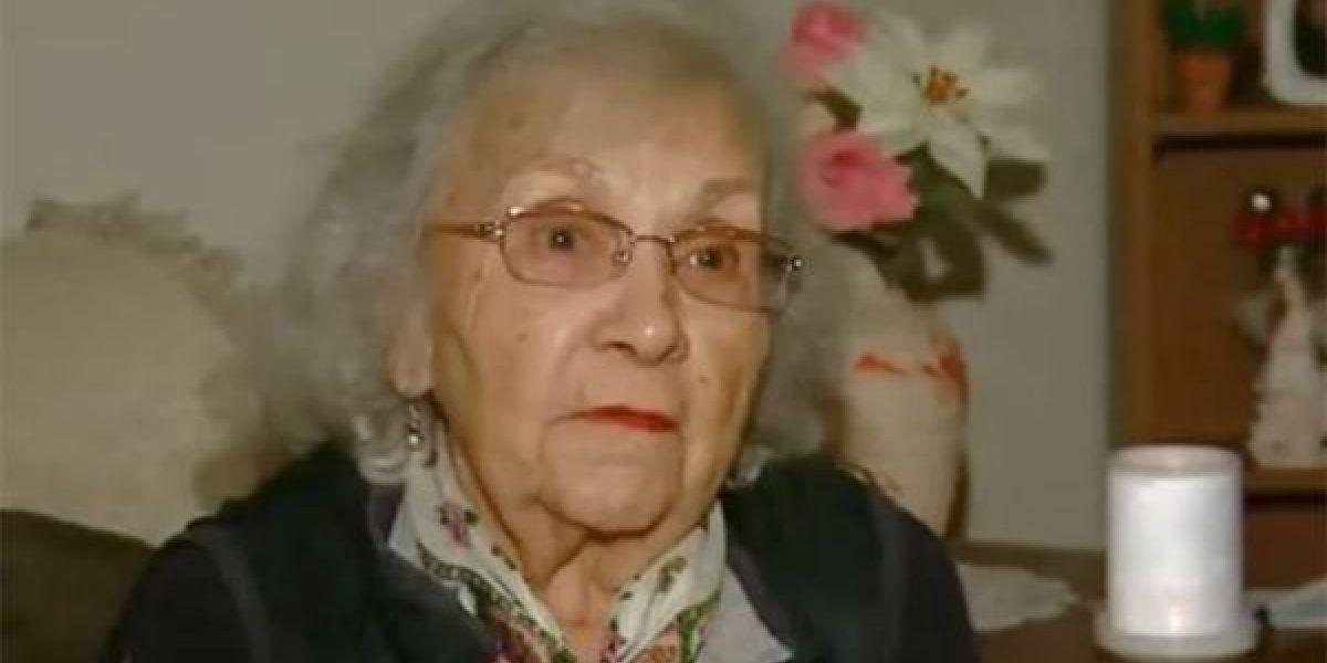 Helen Reynolds victima del suceso.