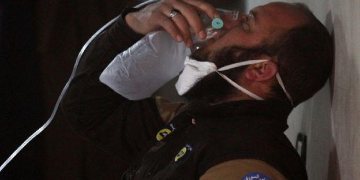 Testigos reportaron ver personas ahogándose y con espuma en la boca.
