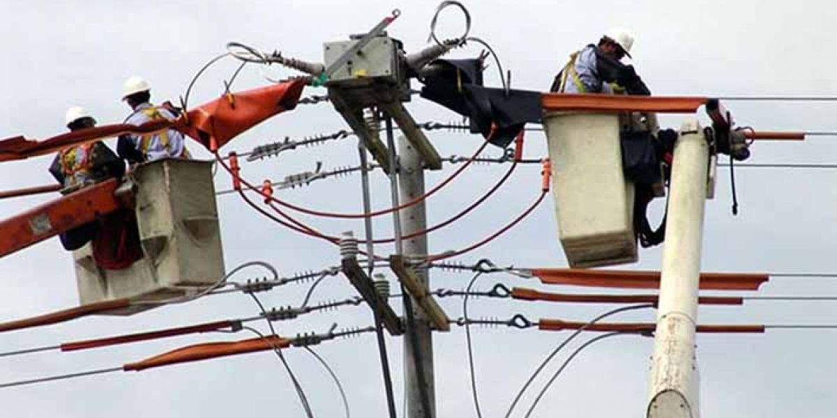 Las labores de mantenimiento se realizan para mejorar las redes.