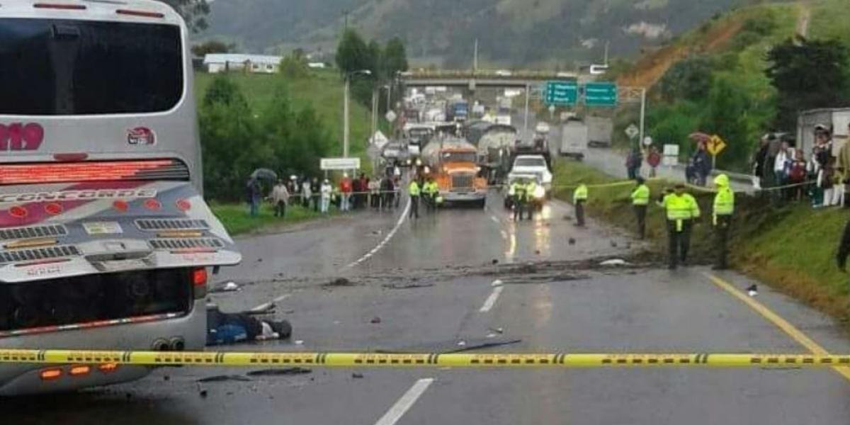 Las autoridades han registrado varios accidentes mortales.