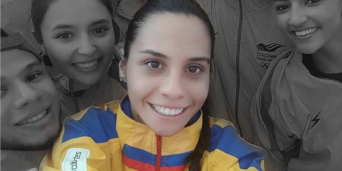 Andrea Álvarez Arroyave murió de manera fulminante.