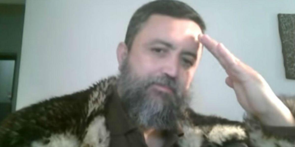 Josué Martínez Loaiza subió videos en su canal de Youtube que son considerados amenazante.