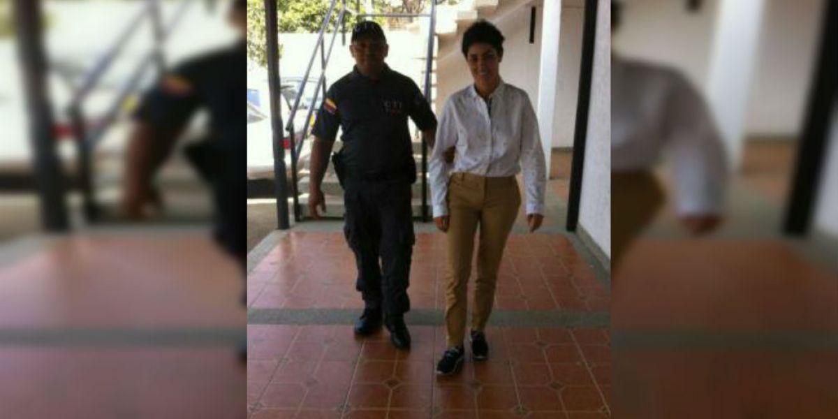 Rosario Romero Ibarra fue capturada en 2016 por manejo irregular de recursos en El Banco.