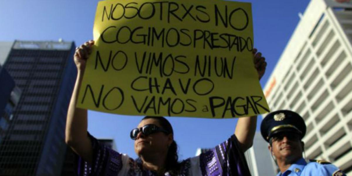 La crisis ha ocasionado diferentes manifestaciones en la isla.