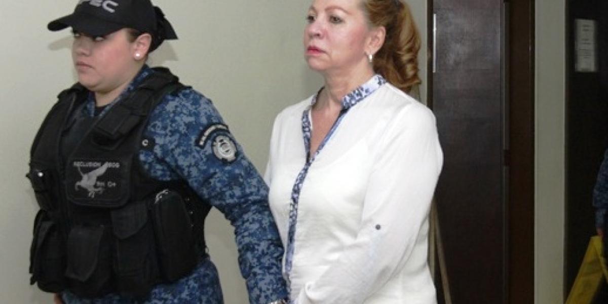 Silvia Gette Ponce, exrectora de la Universidad Autónoma del Caribe.