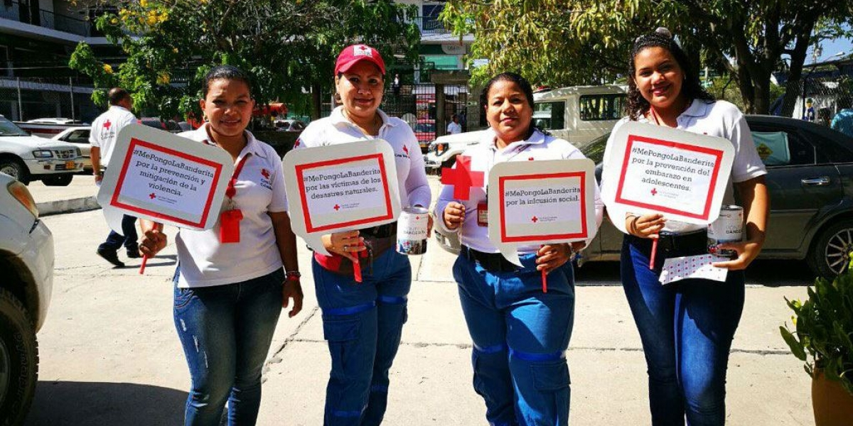 En Santa Marta, alrededor de 120 voluntarios se tomarán las principales calles de la ciudad y sitios de mayor afluencia.