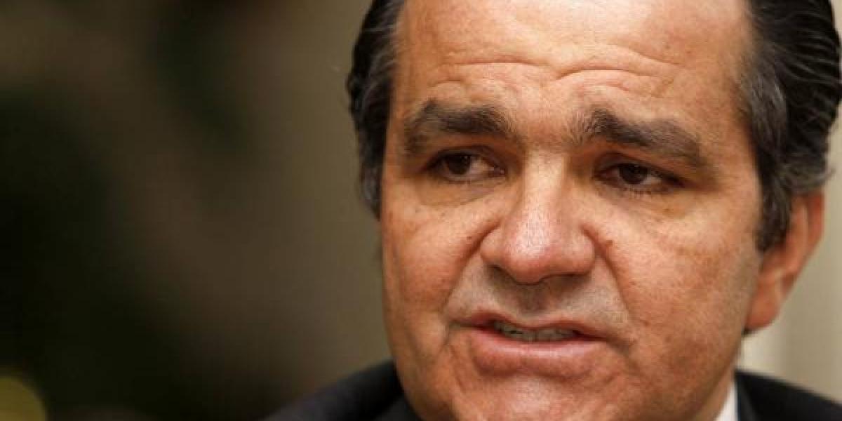 Oscar Iván Zuluaga, excandidato presidencial del Centro Democrático.